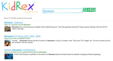 KidRex Results