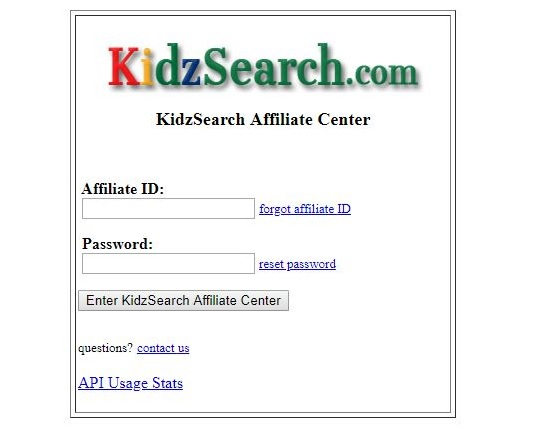 KidzSearch Program